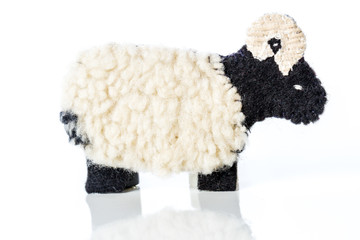 Hand Stitched Sheep or Ram