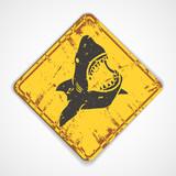 Shark plate
