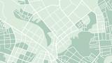 Fototapety City map