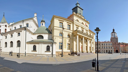 Lublin -Stitched Panorama
