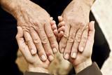 Fototapety Sostegno e aiuto a persone anziane # 2