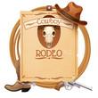 Rodeo Retro Poster - 81078288