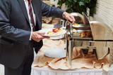 swedish buffet style breackfast