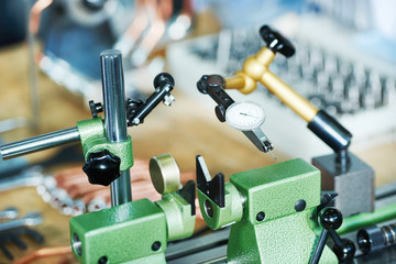 Measure in manufacturing industry