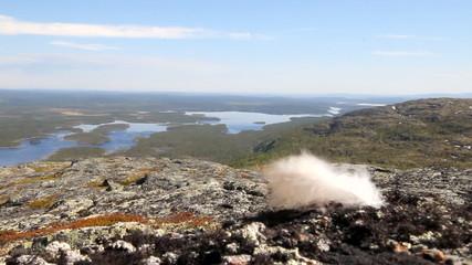 Lapland down wind concept