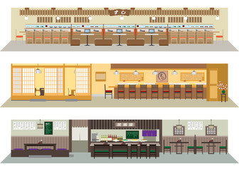 様々な飲食店