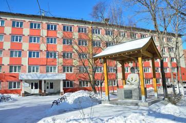 Один из корпусов Дальневосточного федерального университета