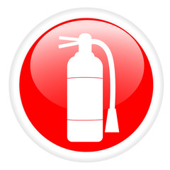 Shiny Sticker, Fire Extinguisher
