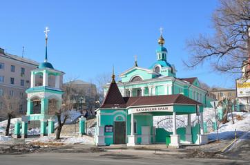 Казанский храм во Владивостоке