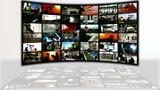 Industry- split screen