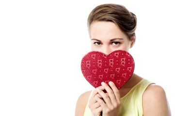 It's my valentine gift.