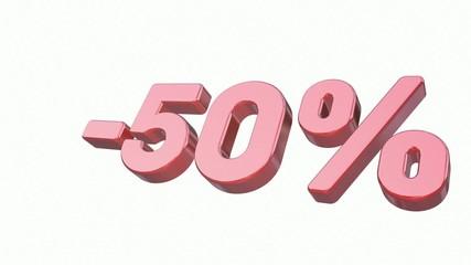Sale: - 50%