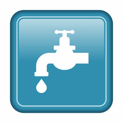 Tap with a water drop icon