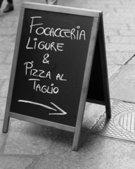 Focaccia e Pizza