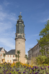 Schlossturm in Weimar