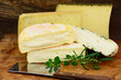 Kräuter Käse