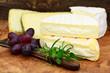 Trauben Käse