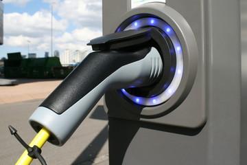 Elektromobilität Typ2-Stecker