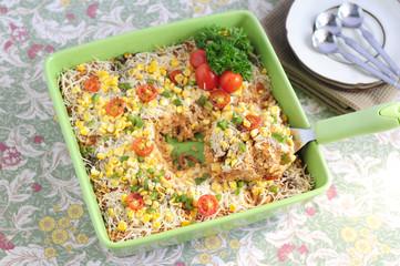 Rice Casserole 03