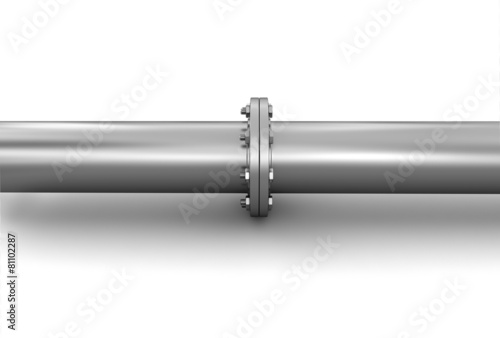 Pipe fitting (clipping path included) - 81102287