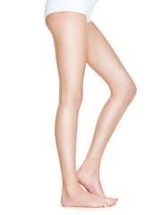 Beautiful long women legs