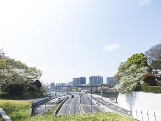 千鳥ヶ淵の首都高速