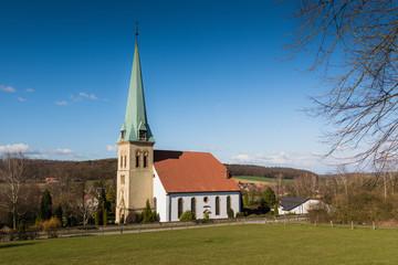 Evangelische Kirche Bissendorf Achelriede Landkreis Osnabrück