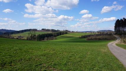 Energieweg bei Lieberhausen
