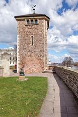 Turm Kiek in de Köken am Fürstenwall, Magdeburg