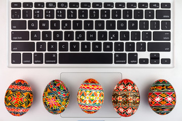 Easter eggs on macbook