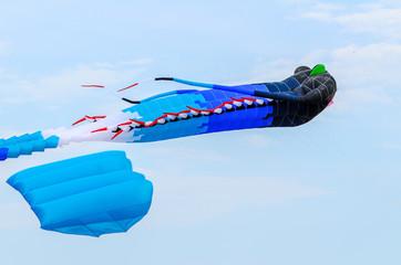 PHETCHABURI THAILAND-March 29: Cha-Am International Kite Festiva