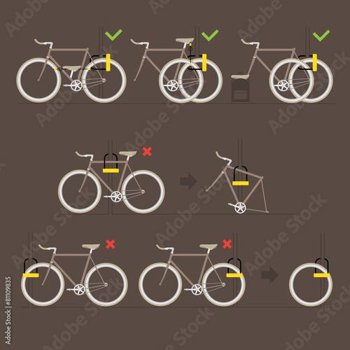 fasten your bike - 81109835