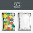 Blank Foil Food Snack - 81111040