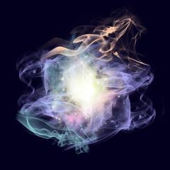 Interacting galaxies