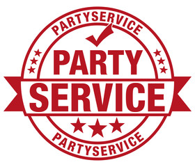 Party Service Stempel
