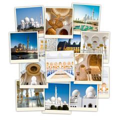 collage Abu Dhabi