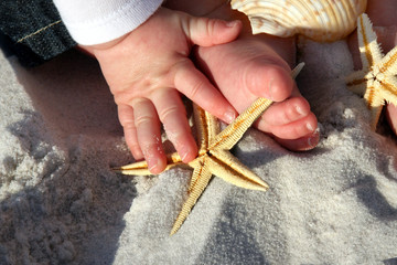 Child with Starfish