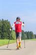 Skirollertraining im Sommer