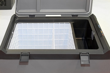 Ice box fridge