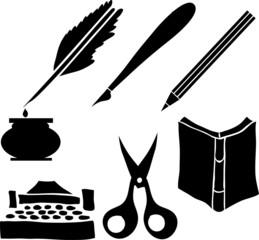 Набор письменных принадлежностей