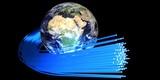 Optical fiber around the world