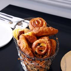 französisches frühstücksgebäck