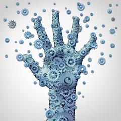 Human Hand Technology