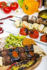 Türk Mutfağı, kebap