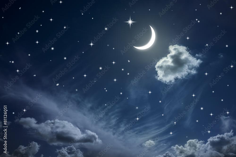 noc powierzchnia mgła - powiększenie