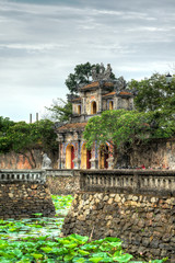 Gate within the Imperial City, Hue, Vietnam, Hue, Vietnam