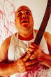 Insane bloody butcher