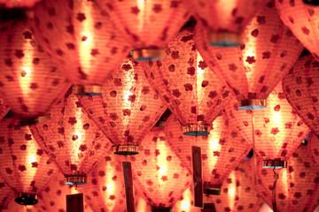 Chinese Lanterns, Chinatown, Singapore.