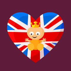 English Royal Baby