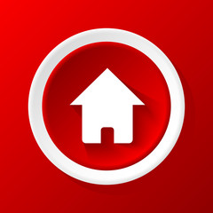 Home 3D Paper Icon